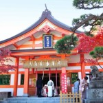 The island of Kyushu and Okinawa archipelago