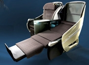Business Class, the expansion of the chair