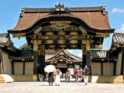kyoto and nara city
