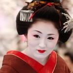 Who are the geisha?